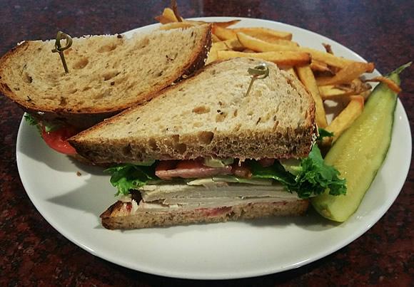 Sandwiches - Friendly Red's Tavern